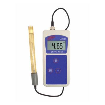 AD110 pH teplota