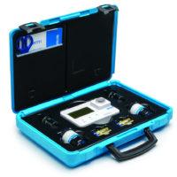 meranie chlórdioxidu